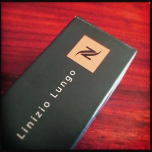Linizio Lungo Nespresso Capsule Box
