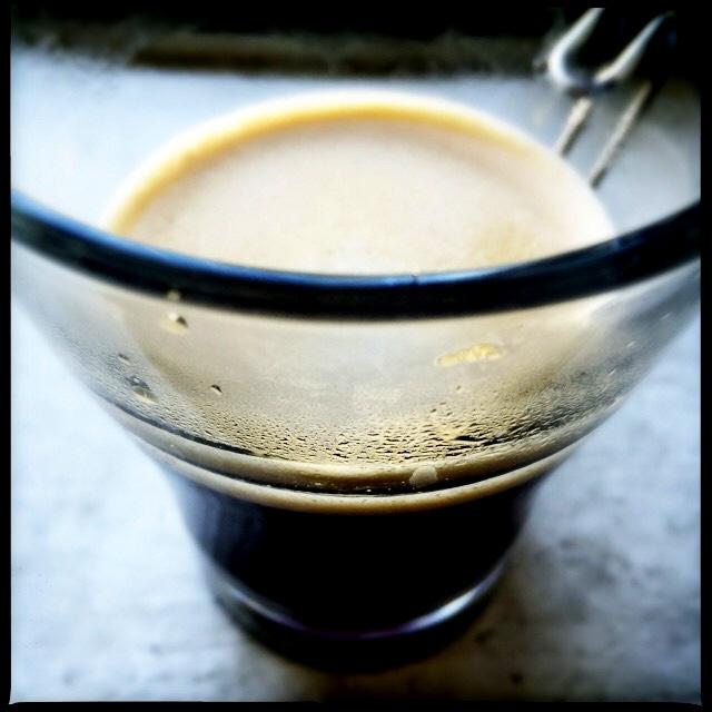 Rosso Caffe's Purismo Lungo