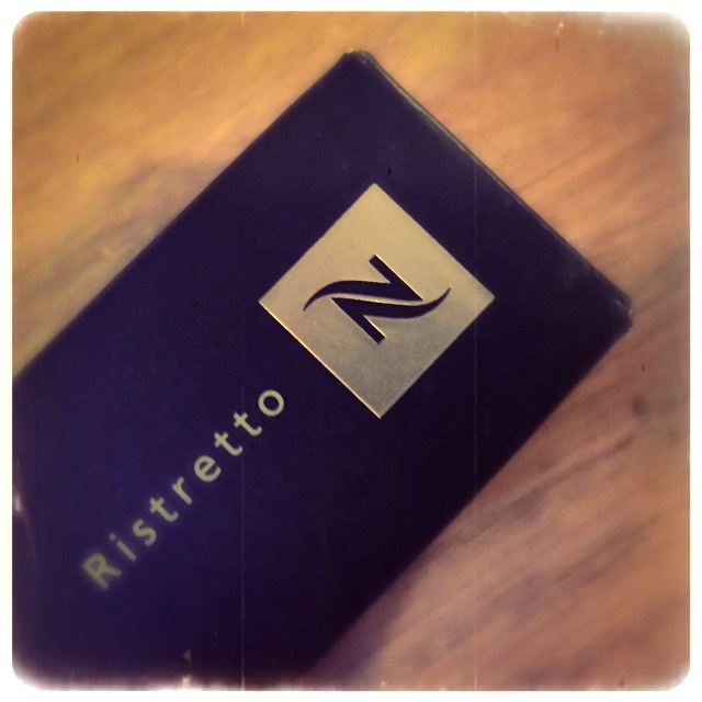 Ristretto Nespresso Capsule Review  Coffee Capsule Guide -> Nespresso Ristretto