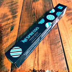 Variation Confetto Liquorice Nespresso capsule box