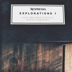 Nespresso Explorations 1 Capsule Reviews Coming Soon